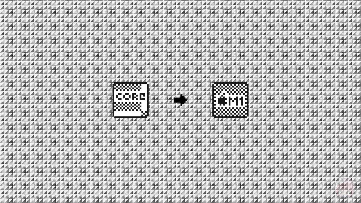 Intel → ARM の対応の速さ