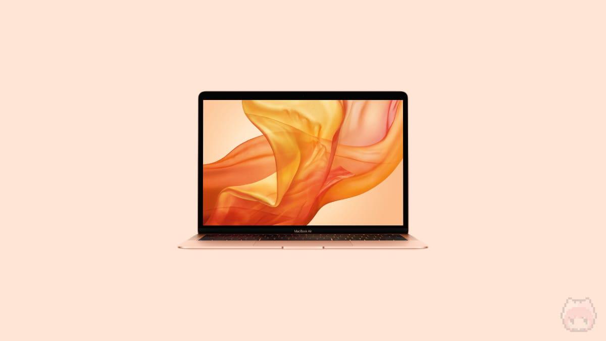 MacBook ≠ MacBook Air