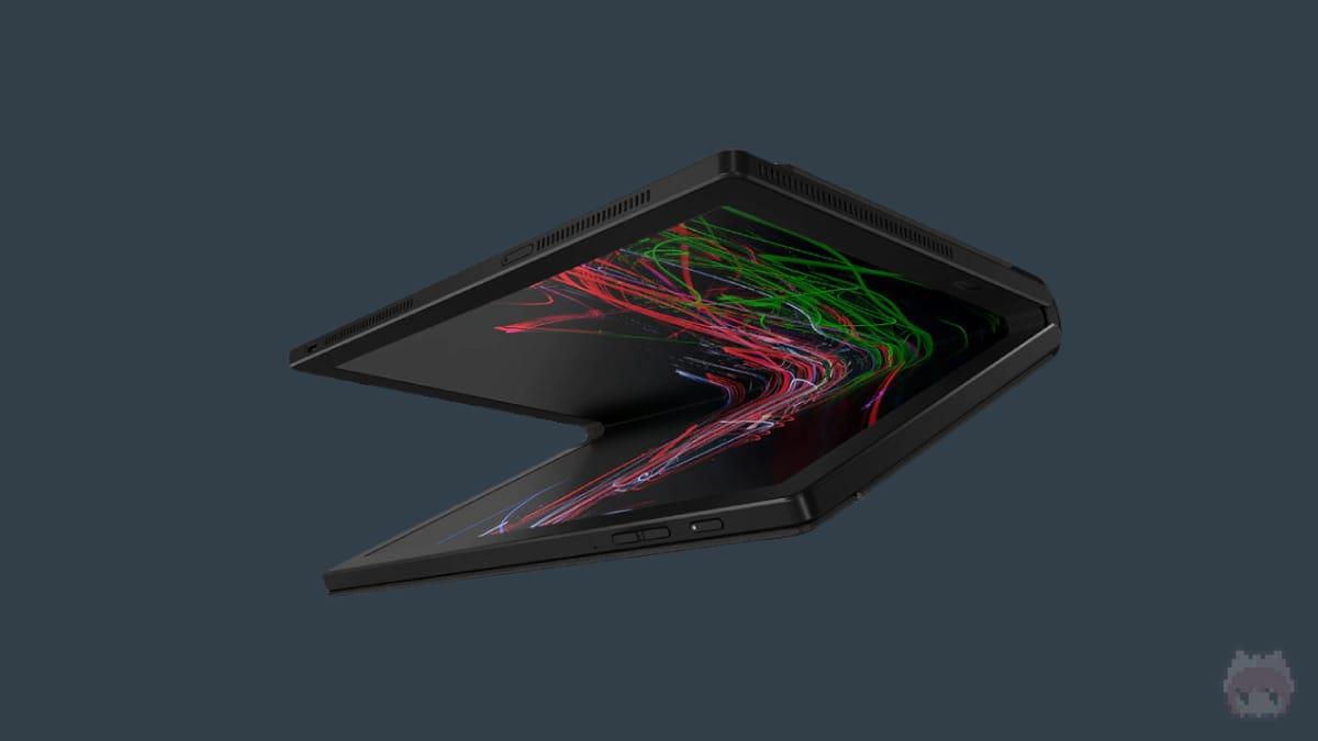 ThinkPad X1 Foldの後継機種が出ない予感
