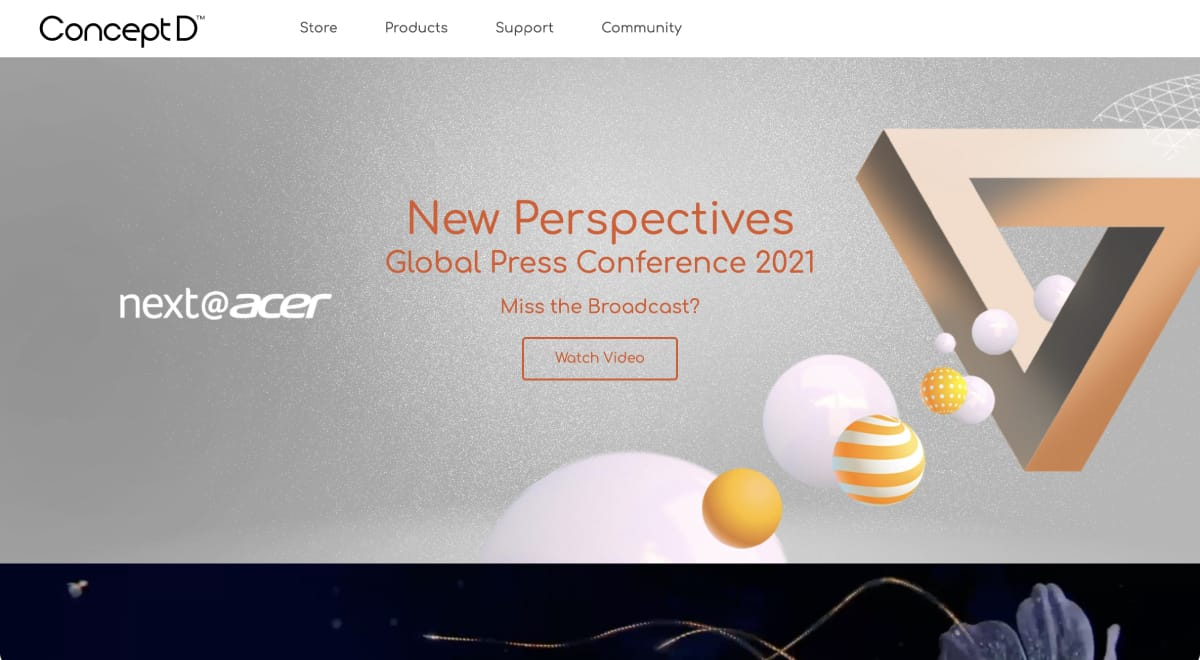 Acer『ConceptD』とは?