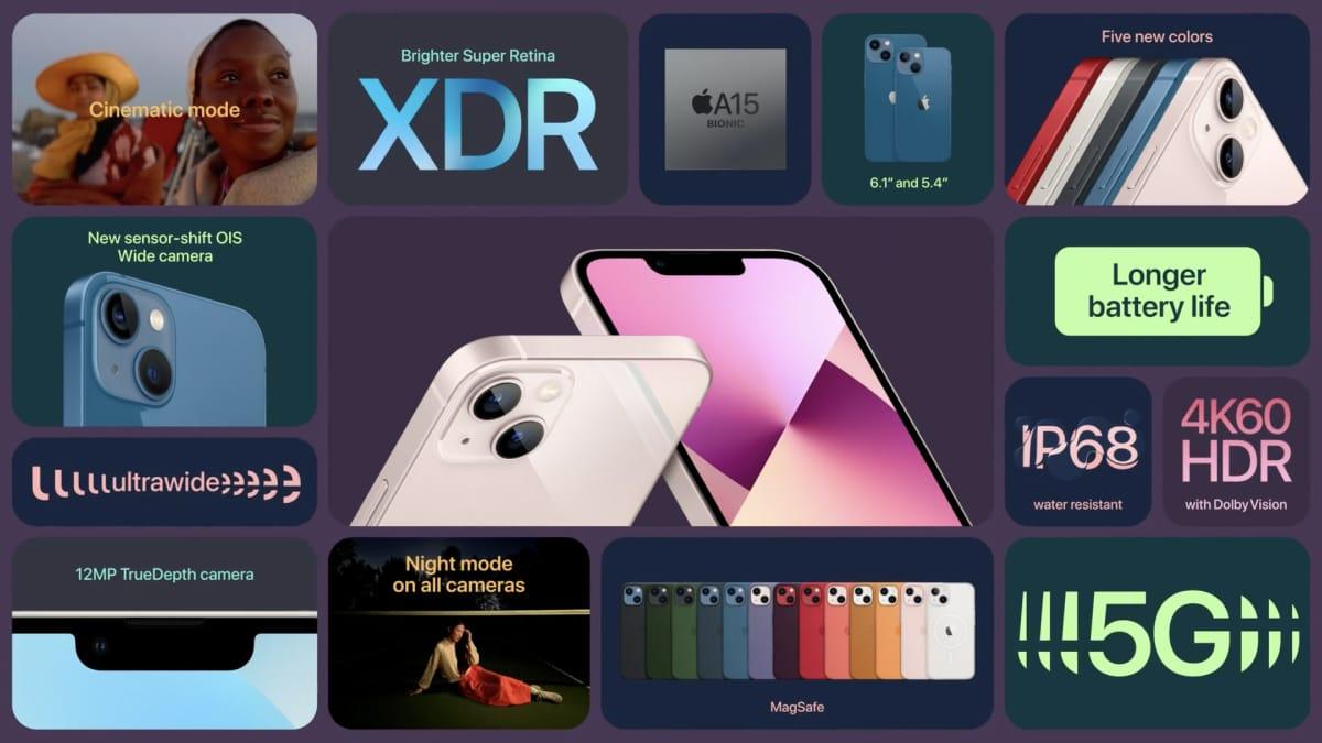 iPhone 13/13 mini