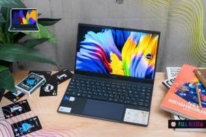 【レビュー】ASUS ZenBook 13 OLED UX325EA:生産性を上げる有機EL軽量ノートPC[PR]